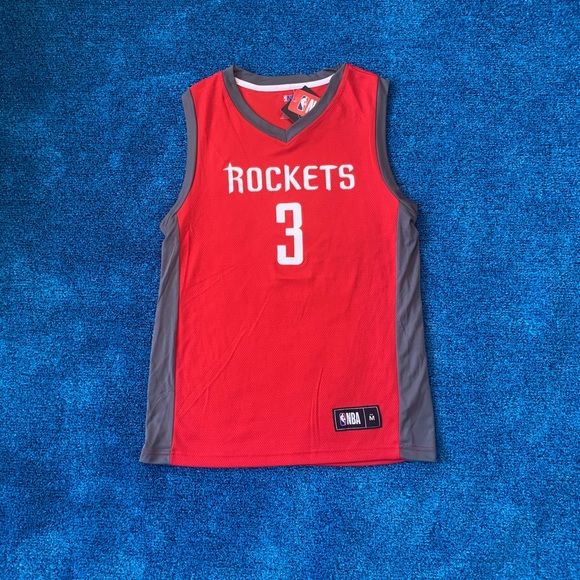 Chris Paul CP3 NBA TX3 Cool Houston Rockets Jersey